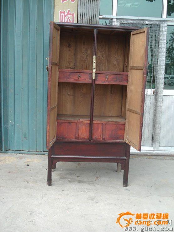 楸木明式面条柜子.品相好图片