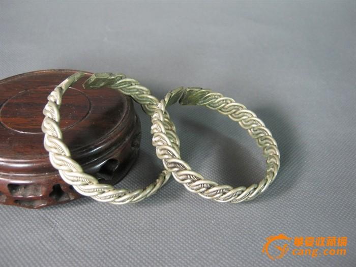 铜钱戒指的编法图解