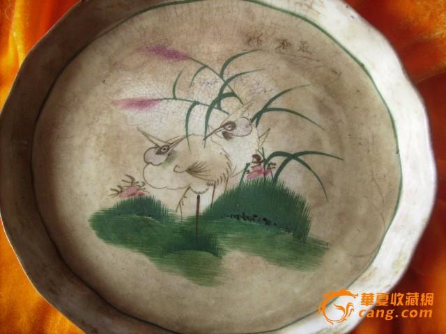 清洗盘子的卡通图片