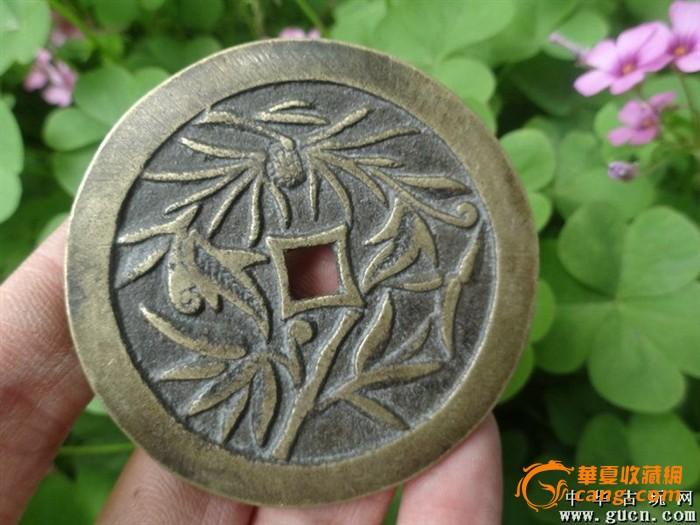 背龟竹手绘