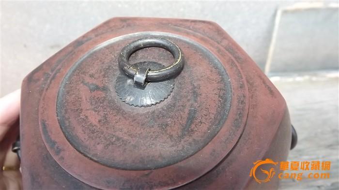 老紫砂茶叶罐图6