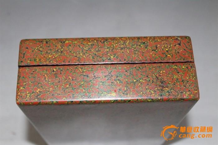 漆盒_漆盒图片_漆盒价格_来自藏友陕西老货_竹壳保温杯图片