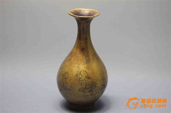 清代酒壶图片