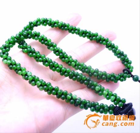 玉石项链编织步骤图