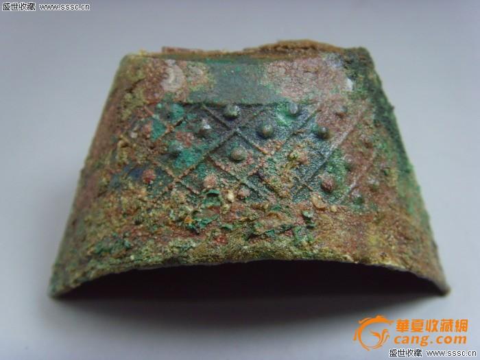 战国青铜小编钟