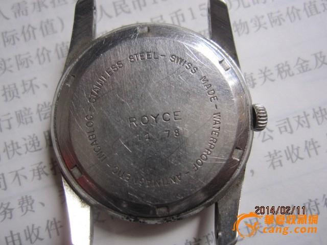 瑞士劳斯莱斯手表_瑞士劳斯莱斯手表价格_瑞士手表_藏