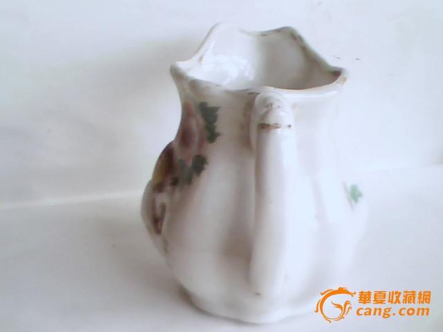 地摊 陶瓷 民国 动物花卉杯  编号 jy6925446 上传
