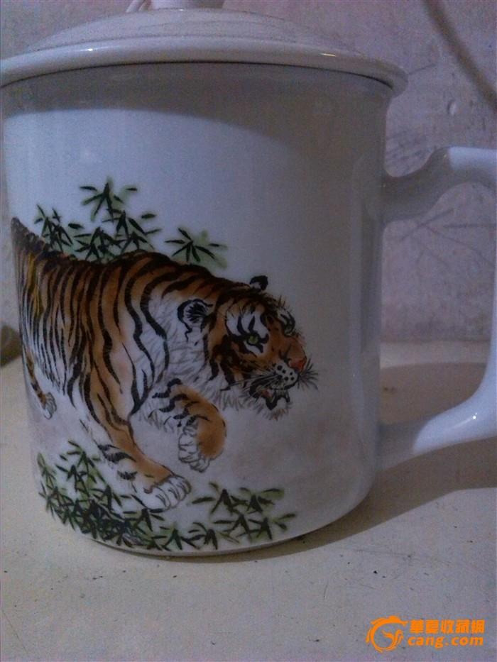 幼儿纸杯子手工制作老虎
