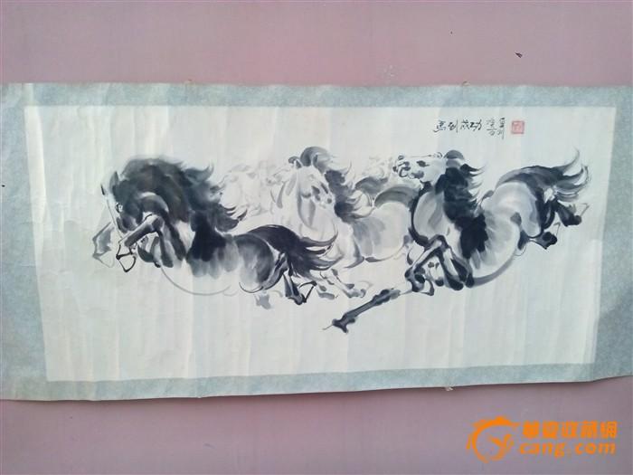 烟台画家张森马到成功作品