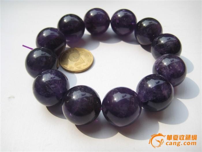18mm紫水晶手链_18mm紫水晶手链价格