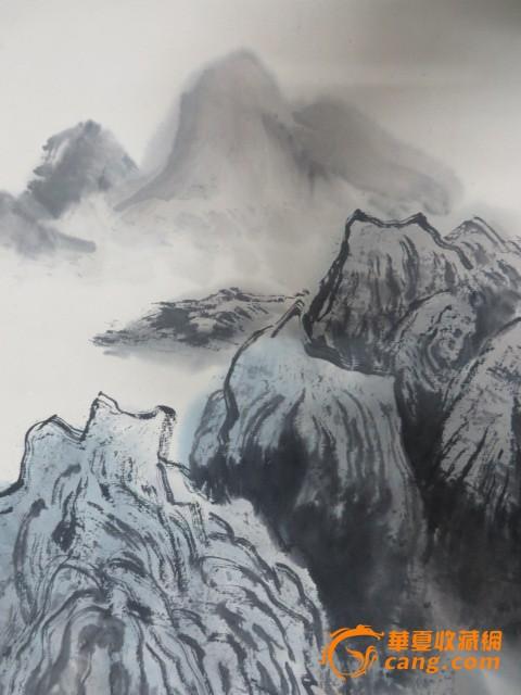郭公达山水风景画图2