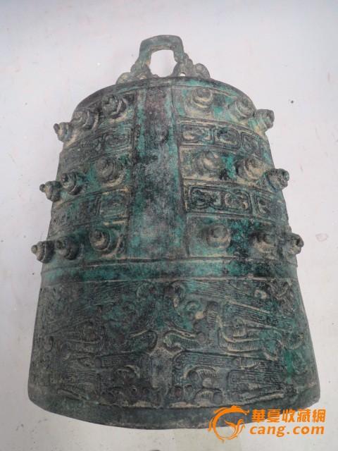先秦青铜编钟