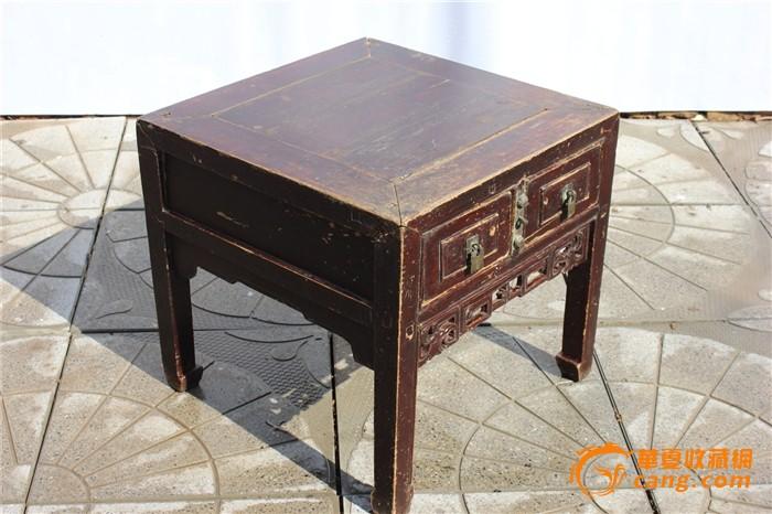 娃娃家纸箱手工制作小桌子