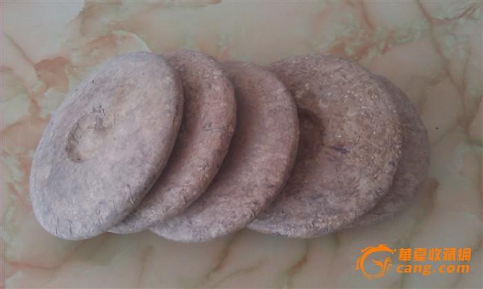 老普洱茶饼