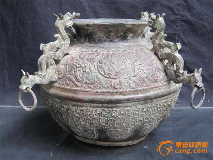 青铜器 - 罍 - h_x_y_123456 - 何晓昱的艺术博客