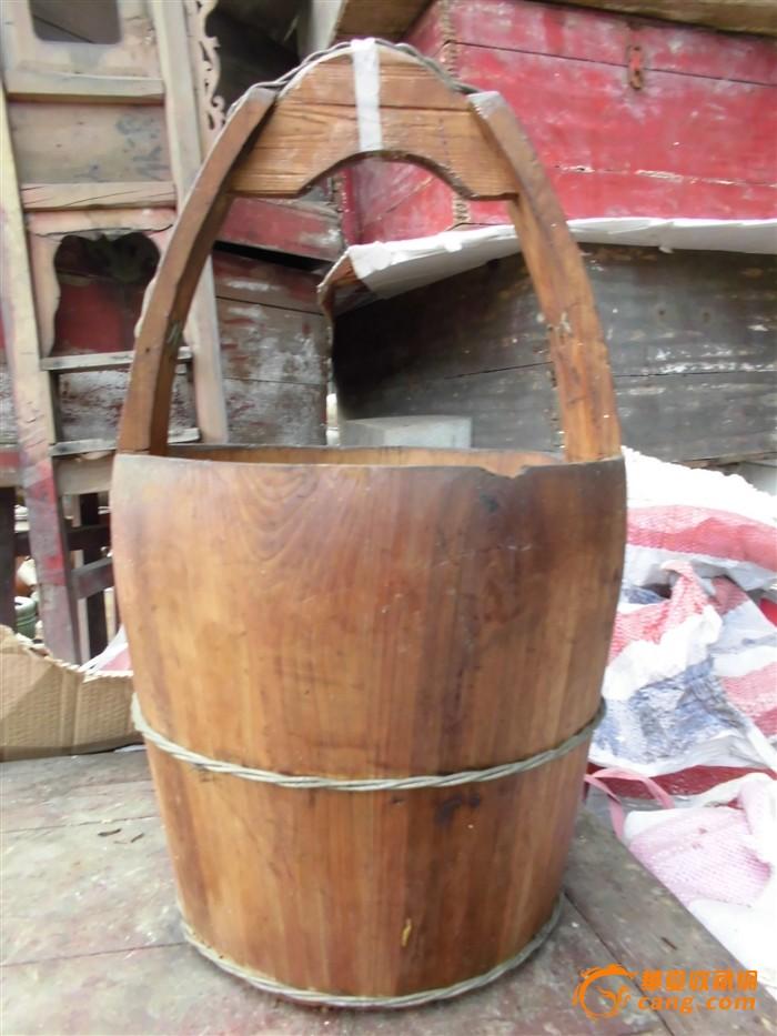 包老包真包邮,一个小圆木桶