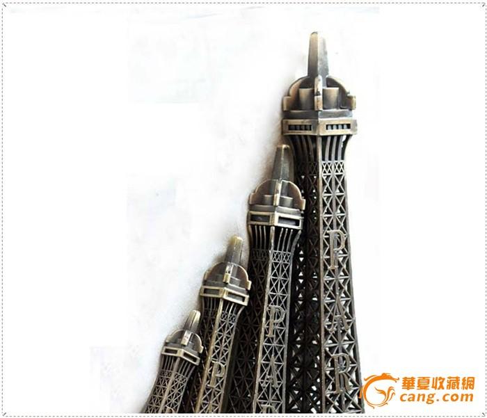 【法国巴黎埃菲尔铁塔】《家居装饰》模型金属摆件