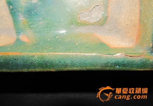 石湾窑(广钧)长方形小花盆