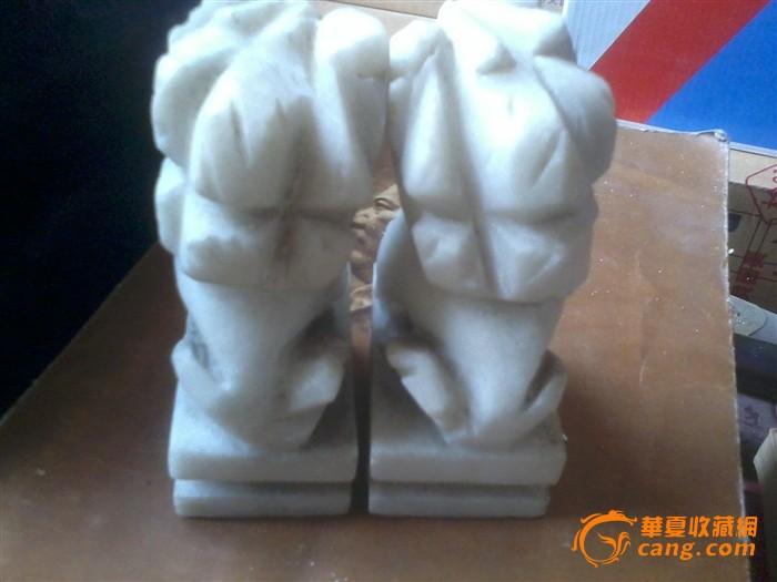石狮子_石狮子价格_石狮子图片_来自藏友梦依_杂项图片