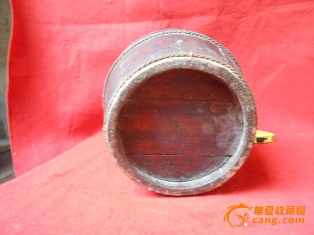 小木桶_小木桶价格_小木桶图片_来自藏友文革罐子老