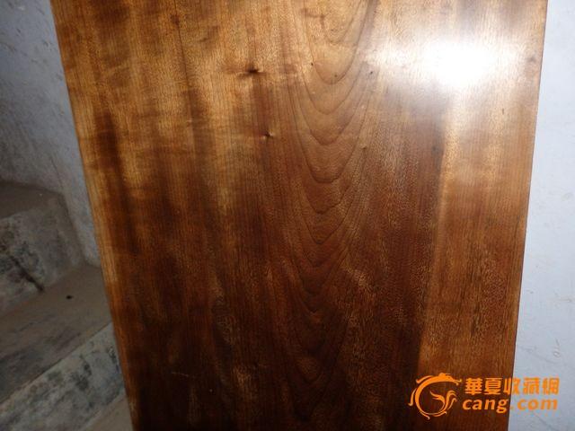 面板金丝独板~楠木~金丝楠老家具老料NG22木家具价格表歌图片