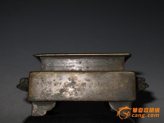 老铜香炉_老铜香炉价格_老铜香炉图片_来自藏友小村落