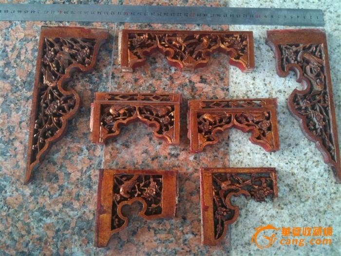 木雕7个_木雕7个价格_木雕7个图片_来自藏友乡村寻古