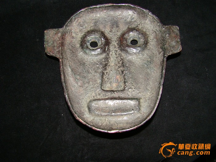 仿铜面具制作步骤