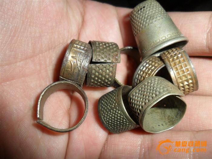 手编小银珠戒指编法