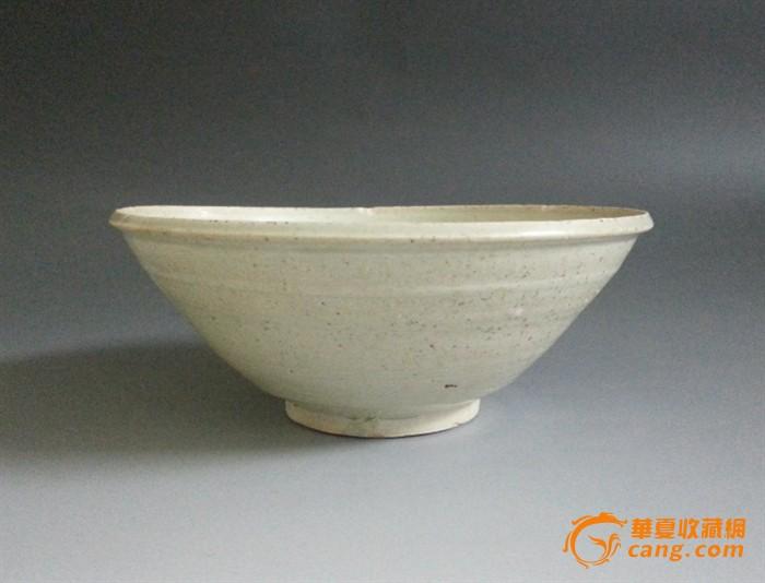 青白釉大瓷碗