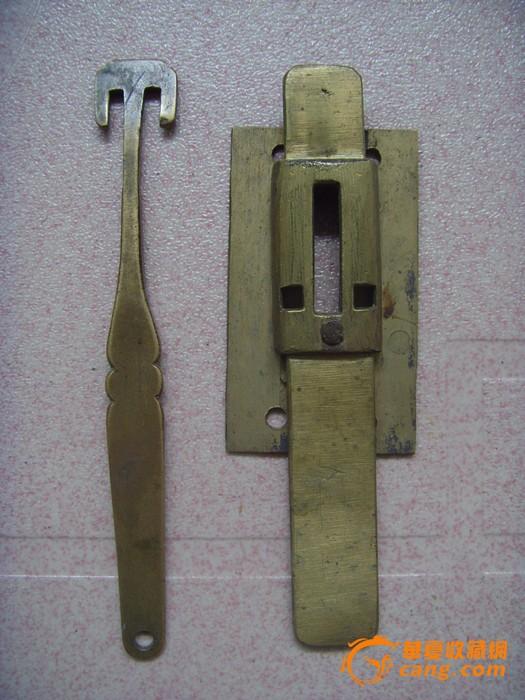 清代铜锁_清代铜锁价格_清代铜锁图片_来自藏友wwx