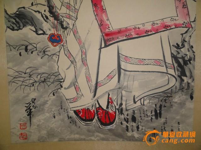 刘奎龄-精品工笔-----吉祥图 黄君璧--山水 刘文西 --最可爱的人