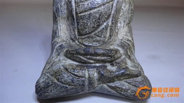 明代石雕佛像