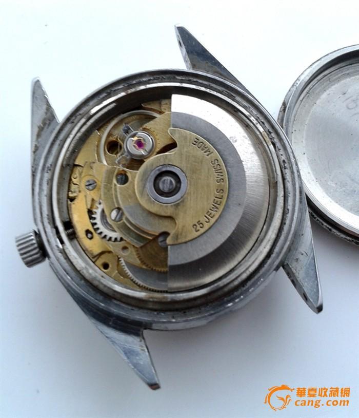梅花全自动手表
