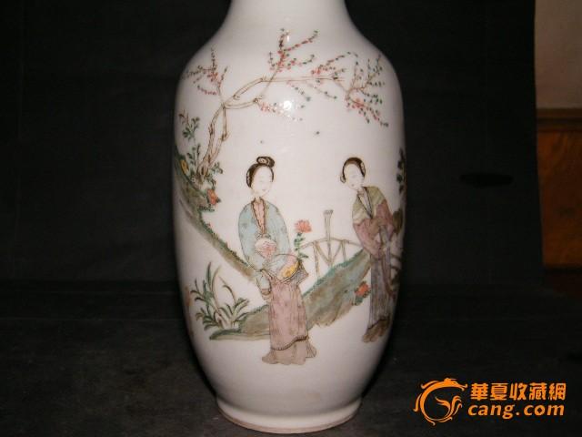 汪佩辉美女花瓶