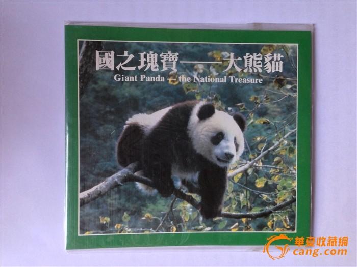 珍稀野生动物―大熊猫