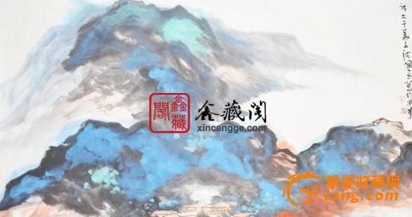 青岛八大关风景区书画