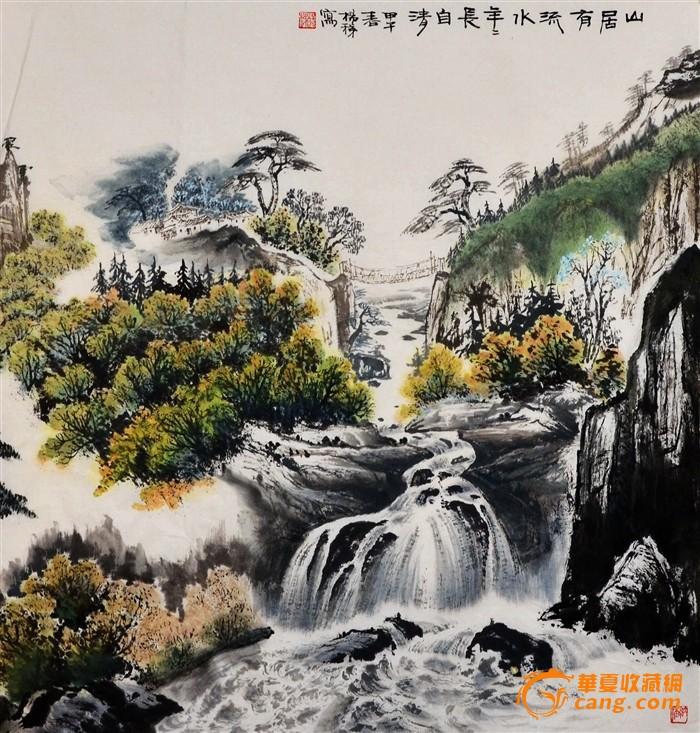 图--山居 - znx123000 - 心语小院