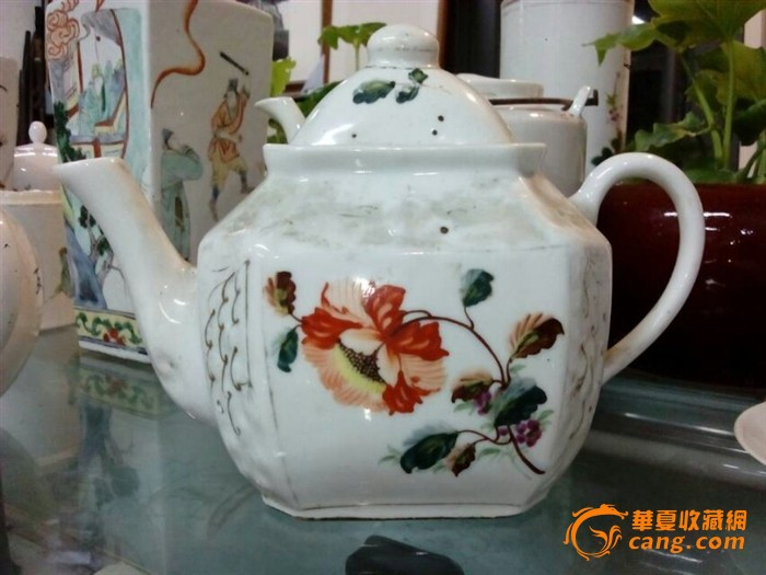 手绘茶壶_手绘茶壶价格