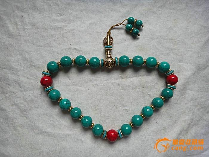 绿松石项链