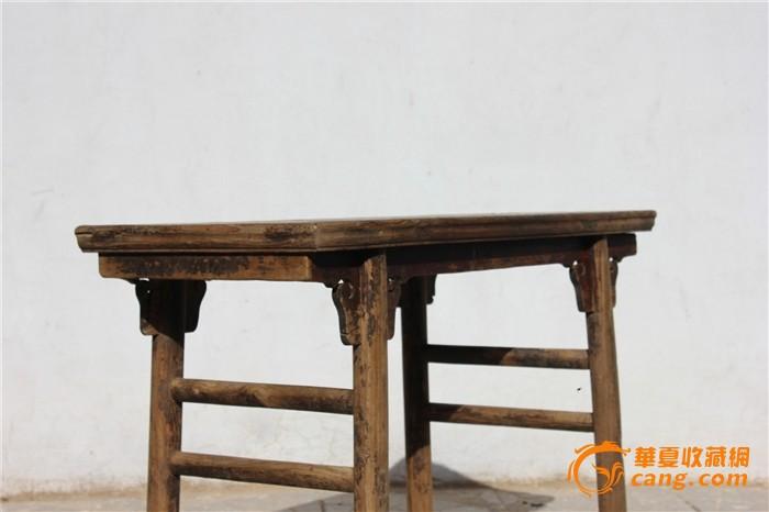 古代书桌手绘图