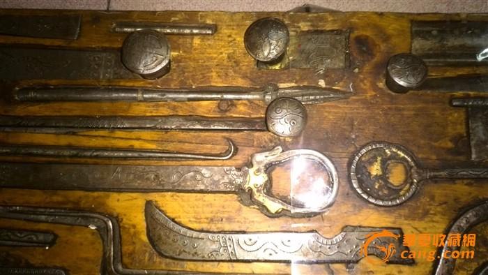 一套古代手术工具