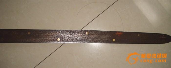 老兵器 七星蝴蝶剑