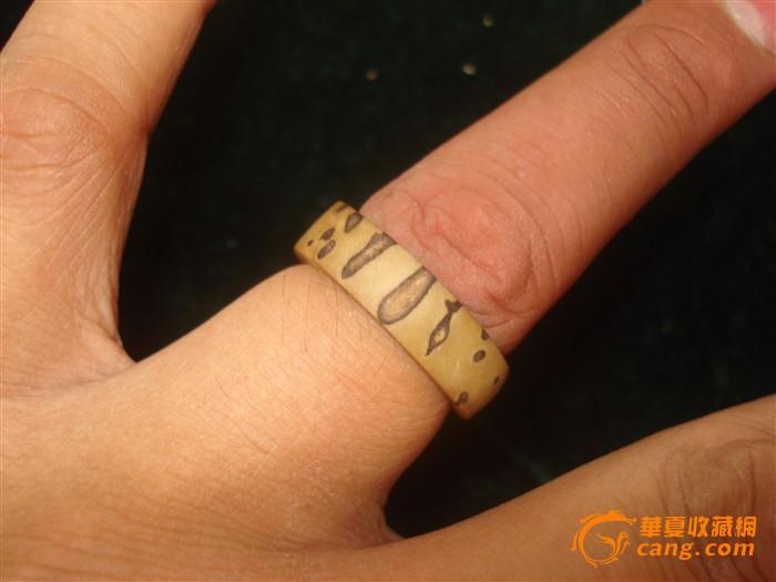 戒指项链编绳子的步骤图