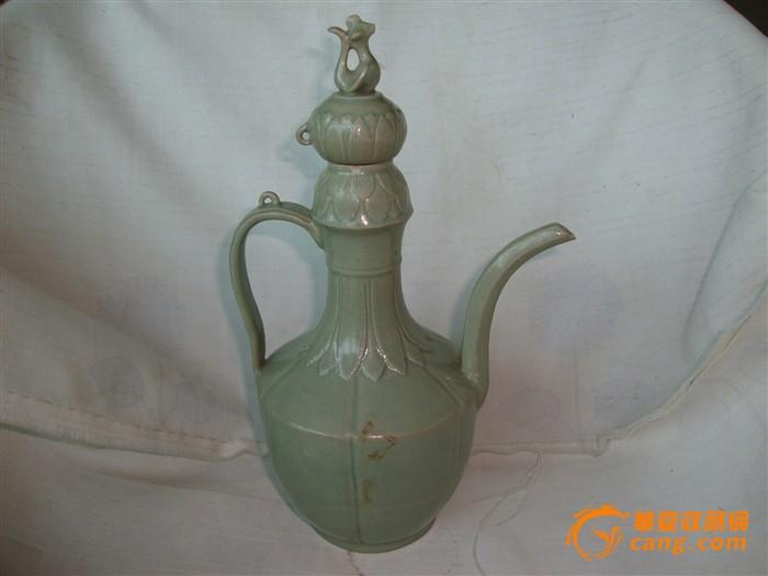 锥形 陶瓷 酒壶