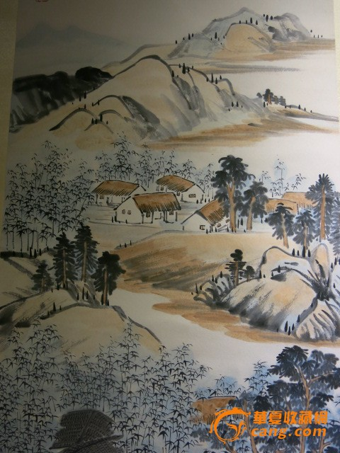 墙纸,壁纸-3d立体风景画,三维山水画,3d宗教   刘钰=山水