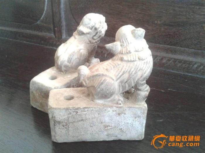 一对石狮子_一对石狮子价格_一对石狮子图片_来自藏友图片