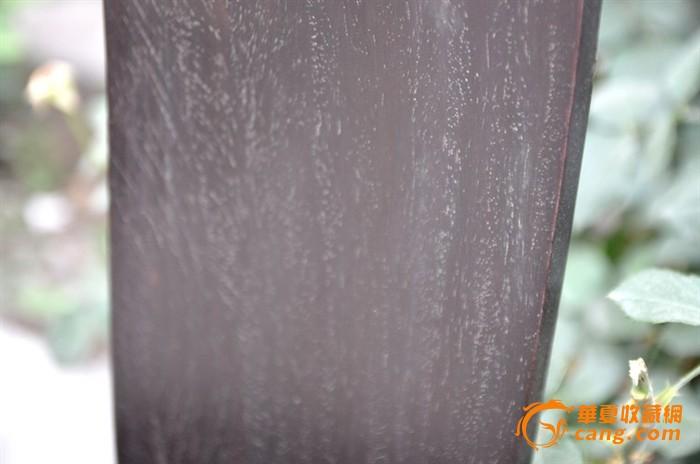 印度小叶紫檀 四出头官帽椅图片
