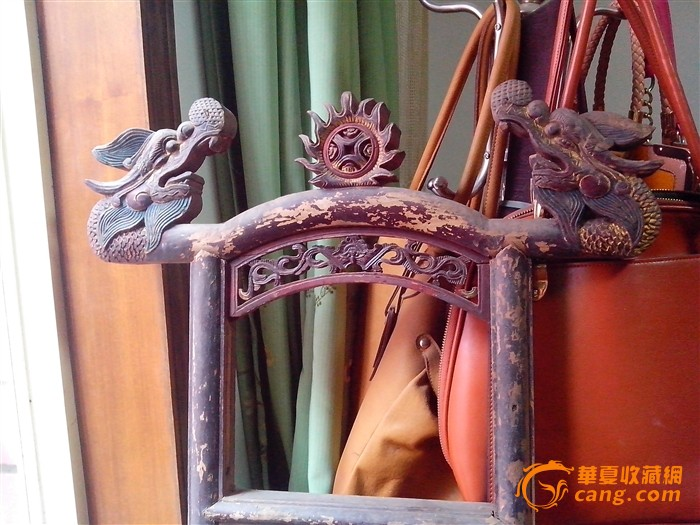 文革财神木雕摆件亏本甩卖实价459元