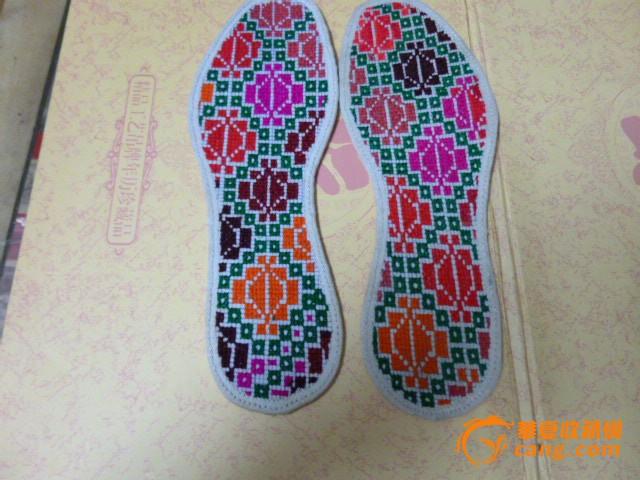 手工鞋垫3双图3